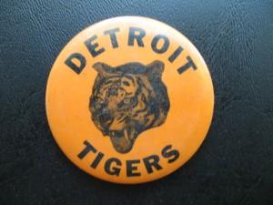 1950s tiger pin