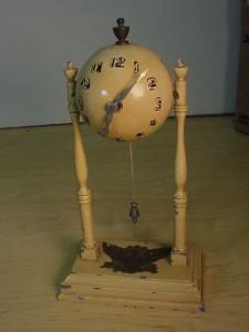 lux baseball clock - 1939 world's fair